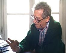 Jean Lacouture (Paris, 2009)