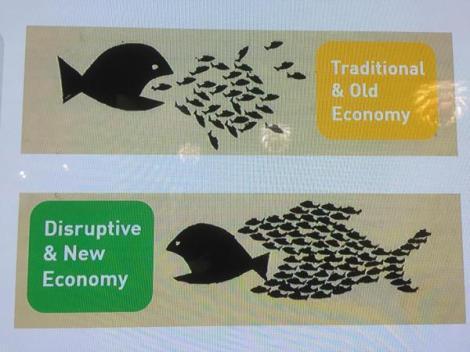 new vs old economy