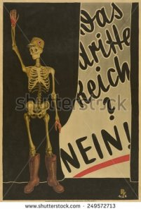 stock-photo-anti-nazi-poster-ca-depicts-skeleton-with-bloody-hands-a-hat-with-swastika-on-it-the-249572713 naziste