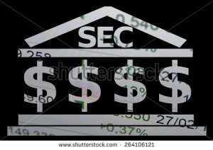stock-photo--building-icon-with-inscription-sec-dollar-sign-264106121 SEC regulation