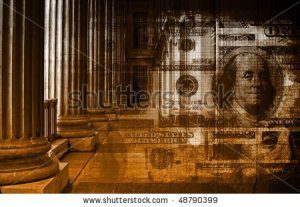 stock-photo-business-law-concept-background-as-a-abstract-48790399 banque central fed