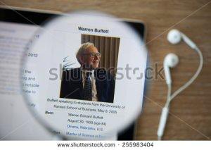 stock-photo-chiangmai-thailand-february-photo-of-wikipedia-article-page-about-warren-buffett-on-a-255983404 warren buffett