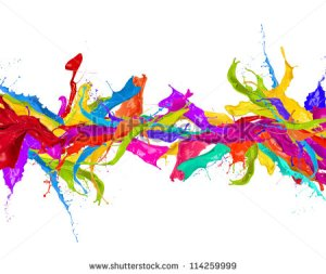 stock-photo-colored-splashes-in-stripe-shape-isolated-on-white-background-114259999