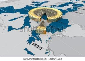 stock-photo-eurozone-crisis-euro-slice-on-the-map-of-european-union-250441402
