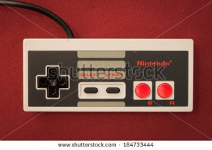 stock-photo-milan-italy-march-nintendo-vintage-controller-at-robot-and-makers-milano-show-event-184733444