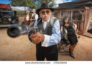 stock-photo--s-vintage-gangsters-outside-shooting-machine-gun-170532848 mexique gangsta