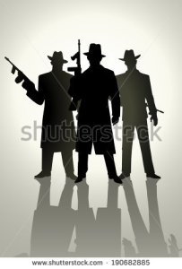 stock-photo-silhouette-illustration-of-a-gangster-190682885 intouchable gangster mafia