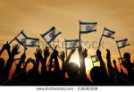 stock-photo-silhouettes-of-people-waving-the-flag-of-israel-230260399