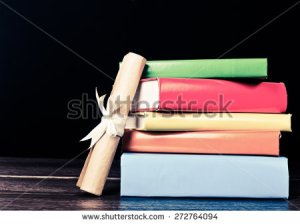 stock-photo-stack-of-text-books-and-graduation-scroll-272764094 diplome
