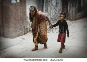 stock-photo-varanasi-india-november-old-woman-in-streets-of-varanasi-ion-diwaly-holiday-on-november-202018306 intouchable