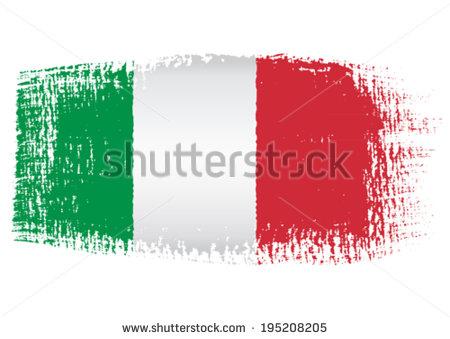 stock-vector-brushstroke-flag-italy-195208205