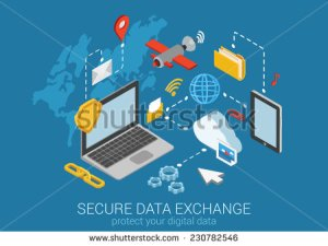 stock-vector-flat-d-web-isometric-online-safety-data-protection-secure-connection-cryptography-antivirus-230782546 algo fintech