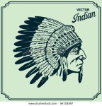 stock-vector-native-american-head-94728997 indien