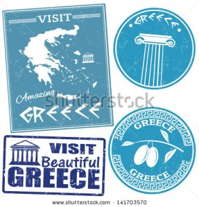 stock-vector-set-of-travel-grunge-stamps-with-greece-country-vector-illustration-141703570 grece