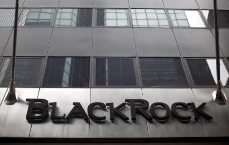 A BlackRock building is seen in New York June 12, 2009. BlackRock has agreed to buy Barclays Global Investors to create the world's biggest asset manager, BlackRock Global Investors, in a $13.5 billion deal that British bank Barclays hopes will put to rest concerns about its capital. REUTERS/Eric Thayer