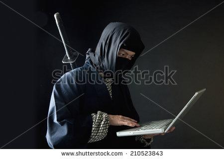 ninja hacker