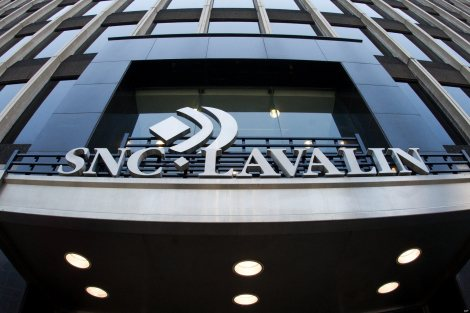 SNC Lavalin offices in downtown Montreal.The Canadian Press Images-Mario Beauregard