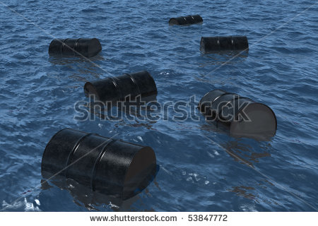 stock-photo-a-group-of-oil-barrels-floating-in-the-ocean-53847772