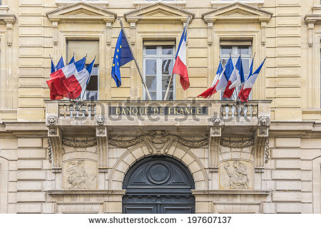 stock-photo-banque-de-france-is-central-bank-of-france-it-is-linked-to-european-central-bank-ecb-it-197607137