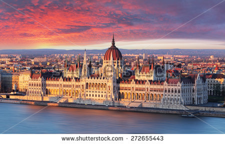 stock-photo-budapest-parliament-at-dramatic-sunrise-272655443