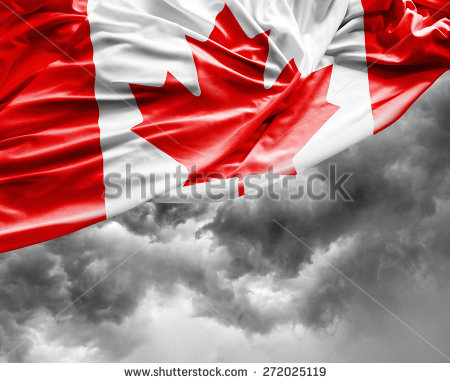 stock-photo-canadian-waving-flag-on-bad-day-272025119