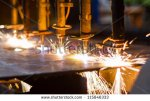 stock-photo-cnc-lpg-cutting-with-sparks-close-up-115846333 factory