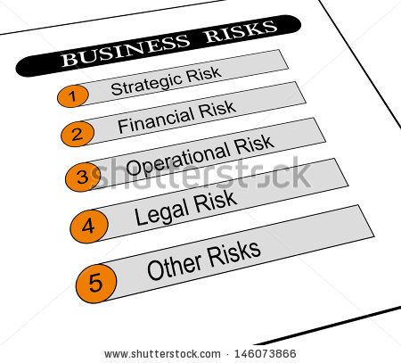stock-photo--d-illustration-of-various-classification-of-various-business-risk-146073866 risque d'affaire