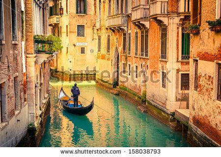 stock-photo-gondola-on-canal-in-venice-italy-158038793