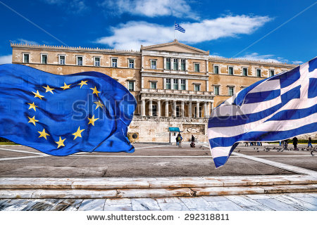 stock-photo-greek-parliament-with-flag-of-greece-and-flag-of-european-union-in-athens-greece-292318811