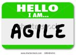 stock-photo-hello-i-am-agile-name-tag-sticker-ability-quick-change-186484241