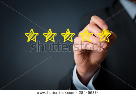 stock-photo-increase-rating-evaluation-and-classification-concept-businessman-draw-five-yellow-star-to-284496374