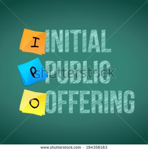stock-photo-initial-public-offering-blackboard-message-illustration-design-194356163 ipo