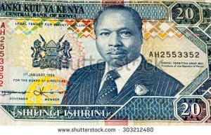 stock-photo--kenyan-shillings-bank-note-of-kenya-kenyan-shilling-is-the-national-currency-of-kenya-303212480