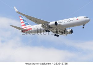 stock-photo-madrid-spain-may-th-aircraft-boeing-of-american-airlines-airline-landing-283245725