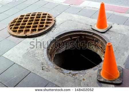 stock-photo-manhole-cover-open-on-the-foot-bath-near-street-148402052