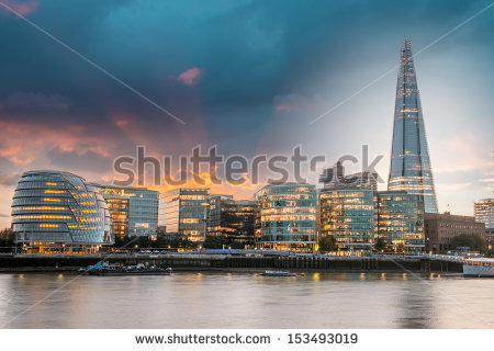stock-photo-new-london-city-hall-at-sunset-panoramic-view-from-river-153493019