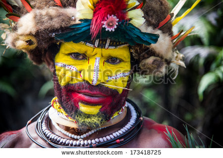stock-photo-papua-new-guinea-october-the-men-of-the-huli-tribe-in-tari-area-of-papua-new-guinea-in-173418725