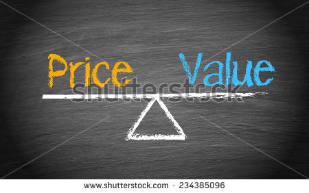 stock-photo-price-and-value-business-concept-234385096