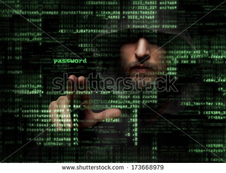 stock-photo-silhouette-of-a-hacker-looking-in-monitor-with-binary-codes-and-words-173668979