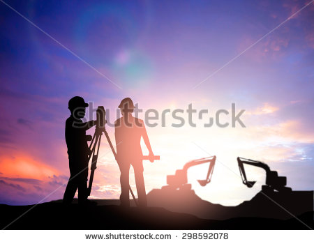stock-photo-silhouette-survey-engineer-working-in-a-building-site-over-blurred-construction-worker-on-298592078