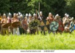stock-photo-staraya-ladoga-russia-july-unidentified-participants-during-of-international-historical-146684987 viking