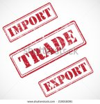 stock-photo-trade-import-export-collection-of-rubber-stamps-isolated-on-white-background-219018091 impot export trade