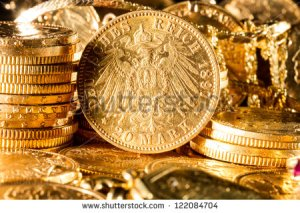 stock-photo-twenty-deutsch-mark-gold-coins-122084704 german