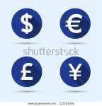 stock-vector-currency-icons-dollar-euro-pound-sterling-yen-or-yuan-vector-illustration-233103346