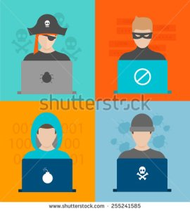 stock-vector-hackers-activity-vector-illustration-in-flat-design-style-computer-hacking-internet-security-255241585