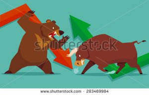 stock-vector-illustration-of-bull-vs-bear-symbol-of-stock-market-trend-283469984