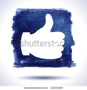 stock-vector-like-hand-social-media-grunge-background-watercolor-background-retro-background-vintage-122331922 facebook