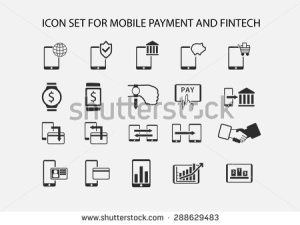 stock-vector-simple-vector-icon-set-for-mobile-payment-and-electronic-payment-flat-design-icons-for-various-288629483 (1) fintech