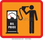 stock-vector-the-man-commits-suicide-with-the-pistol-of-the-gasoline-pump-falling-oil-price-illustration-flat-242473651