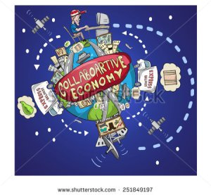 stock-vector--world-collaborative-economy-illustration-vector-illustration-of-world-sharing-economy-in-now-251849197